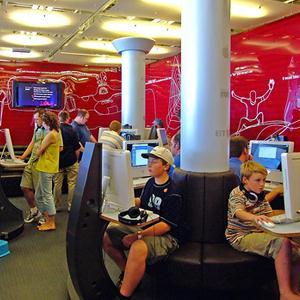 Интернет-кафе Баймака