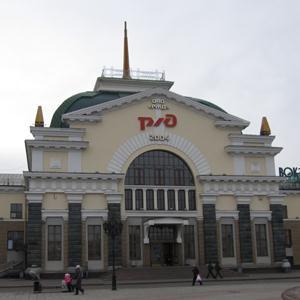 Железнодорожные вокзалы Баймака